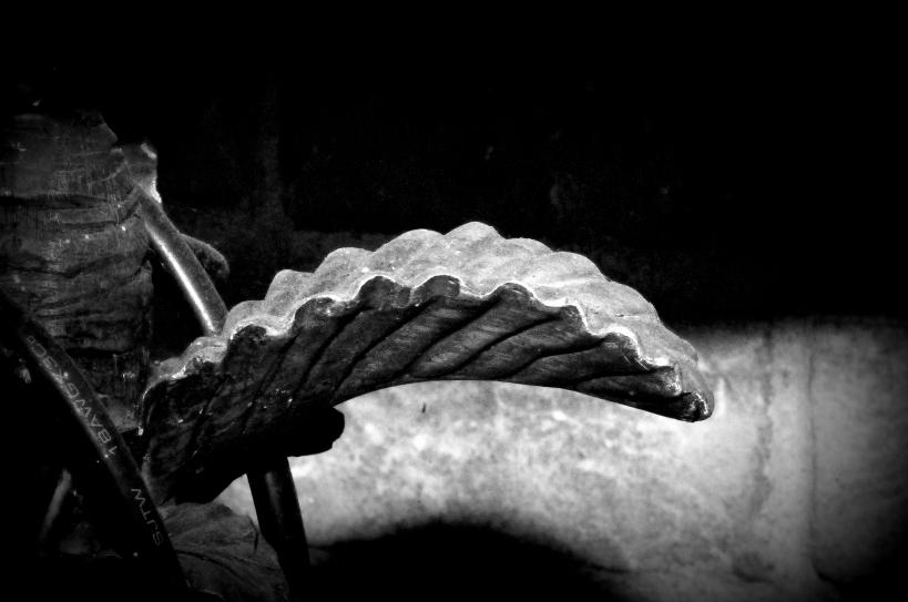 Abandoned Lamp
