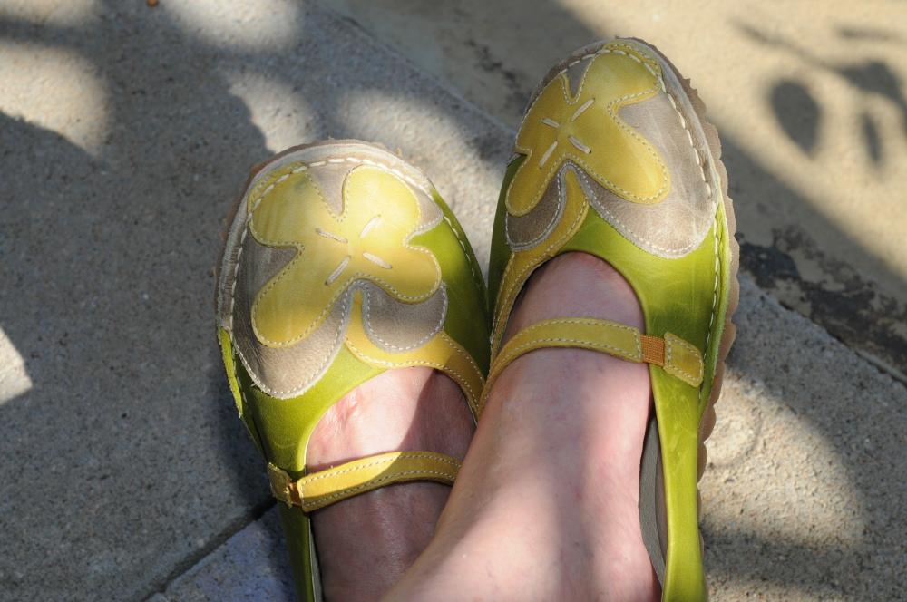 Granny's Feet