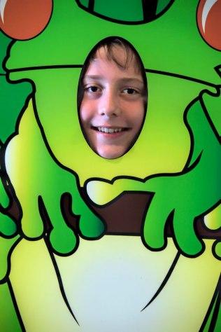 Frog-Charlie