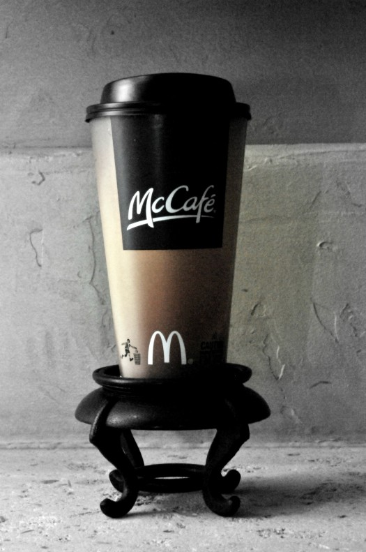 Coffee Cup McDonalds